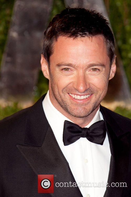 Hugh Jackman and Vanity Fair 2