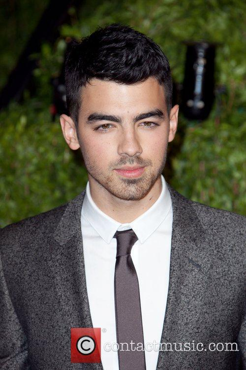 Joe Jonas and Vanity Fair 2