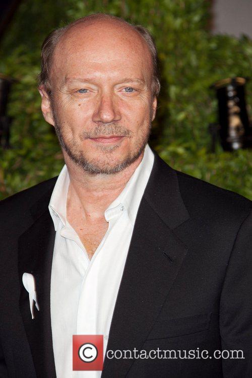 Paul Haggis 2011 Vanity Fair Oscar Party at...