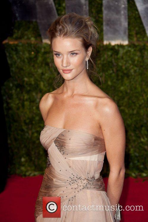 Rosie Huntington-whiteley and Vanity Fair 2