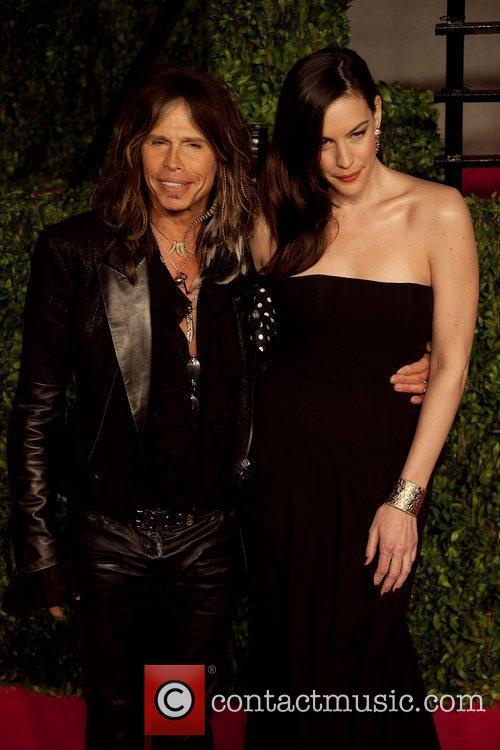 Steven Tyler, Liv Tyler and Vanity Fair 5