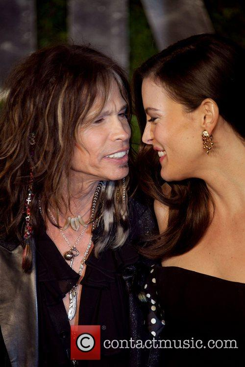 Steven Tyler, Liv Tyler and Vanity Fair 3