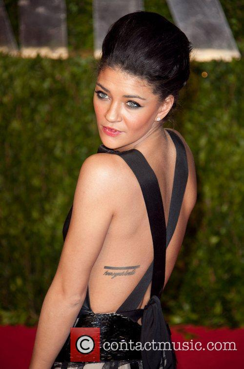 Jessica Szohr and Vanity Fair 3