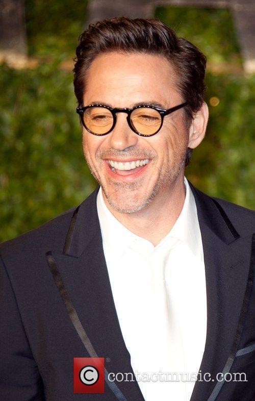 Robert Downey Jr and Vanity Fair 3
