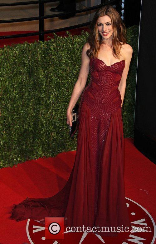 Anne Hathaway and Vanity Fair 13