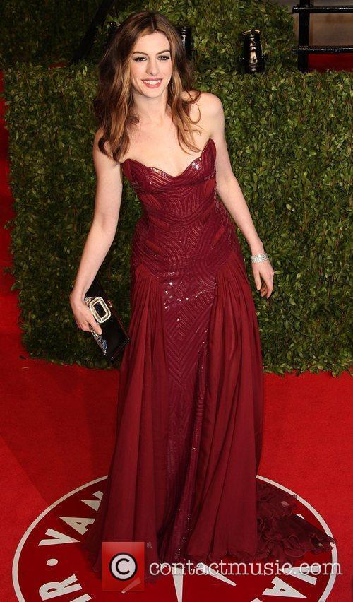 Anne Hathaway and Vanity Fair 12