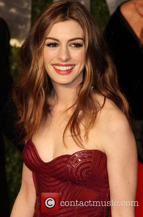 Anne Hathaway and Vanity Fair 14
