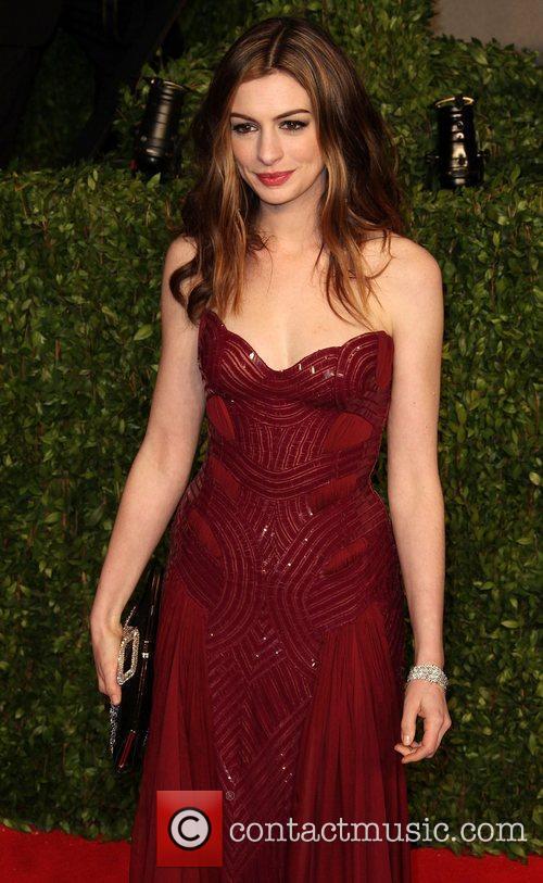 Anne Hathaway, Vanity Fair