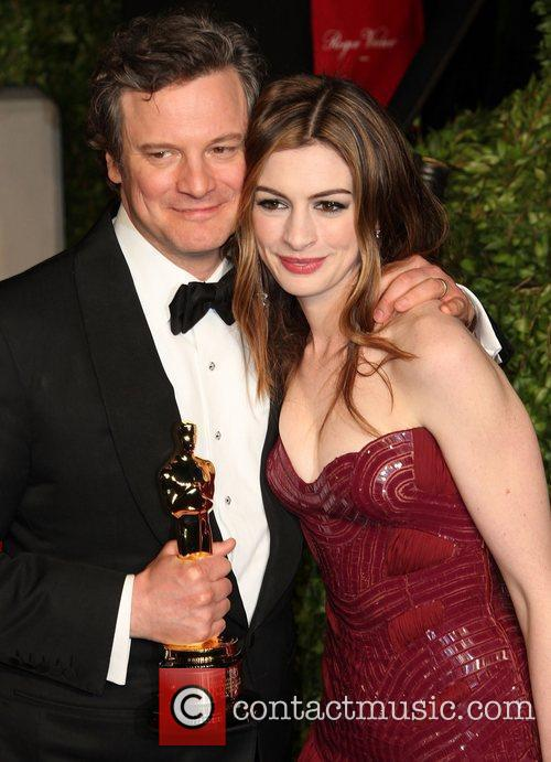 Colin Firth, Anne Hathaway and Vanity Fair 3