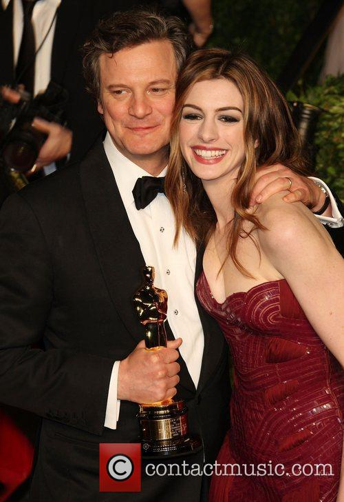Colin Firth, Anne Hathaway and Vanity Fair 6