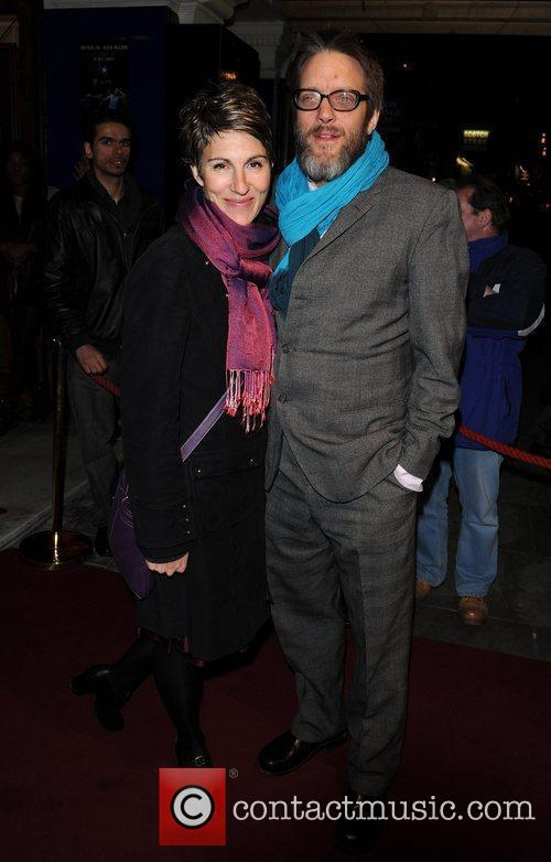 Press night of 'In a Forest Dark and...