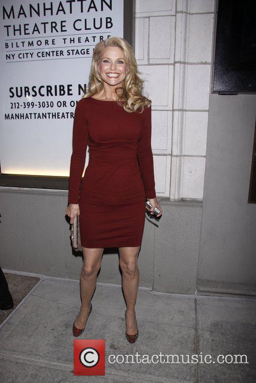Christie Brinkley  Opening night of the Manhattan...