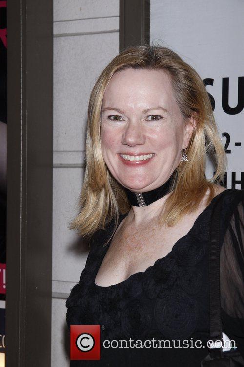 Kathleen Marshall  Opening night of the Manhattan...