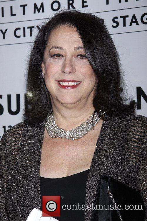 Lynne Meadow  Opening night of the Manhattan...