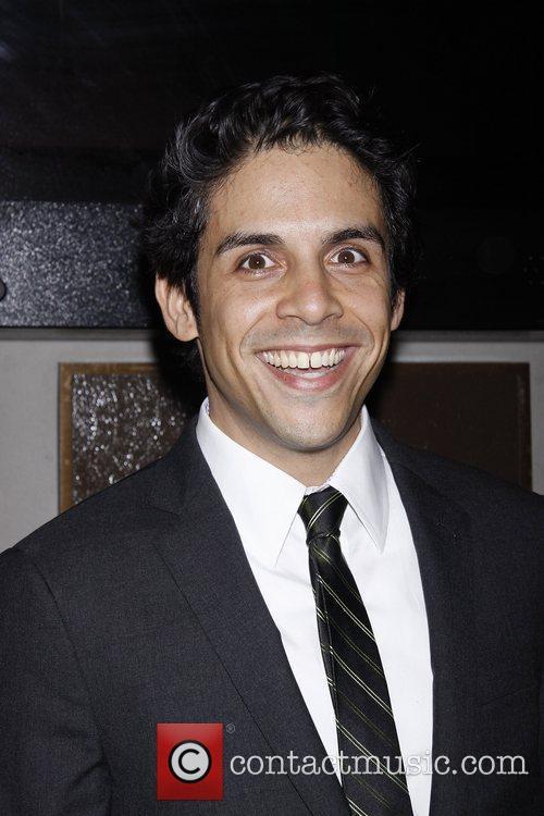 Matthew Lopez  Opening night of the Manhattan...