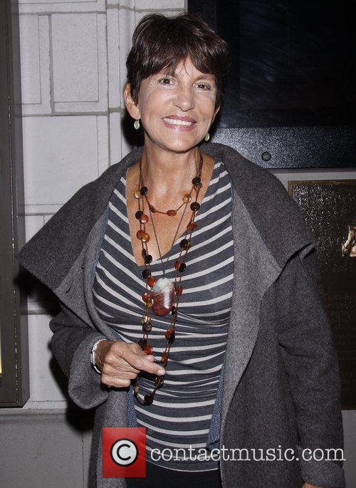 Mercedes Ruehl Opening night of the Manhattan Theatre...
