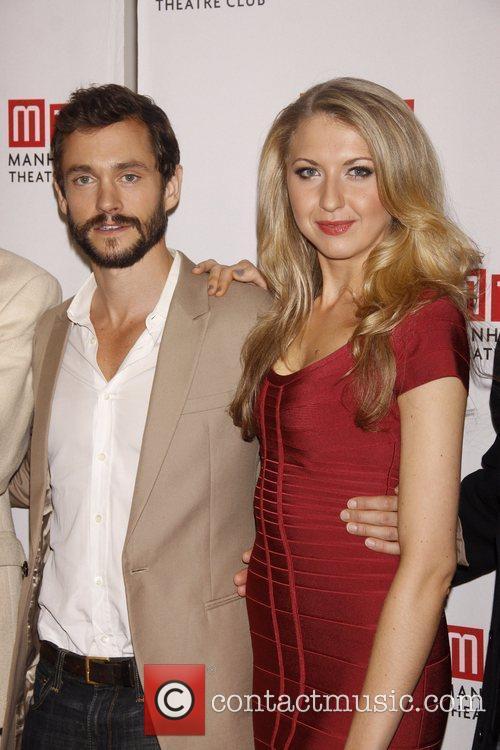 Hugh Dancy, Nina Arianda Meet and greet with...