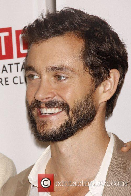 Hugh Dancy Meet and greet with the cast...