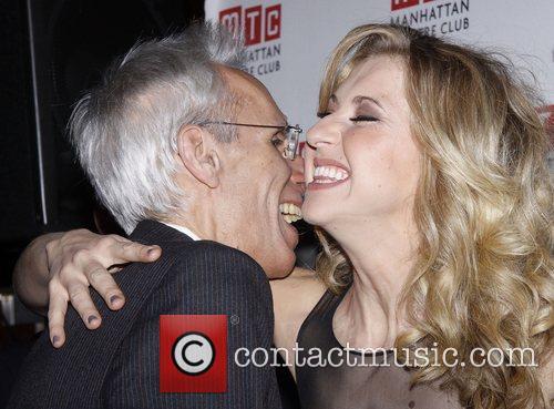 David Ives and Nina Arianda  Opening night...
