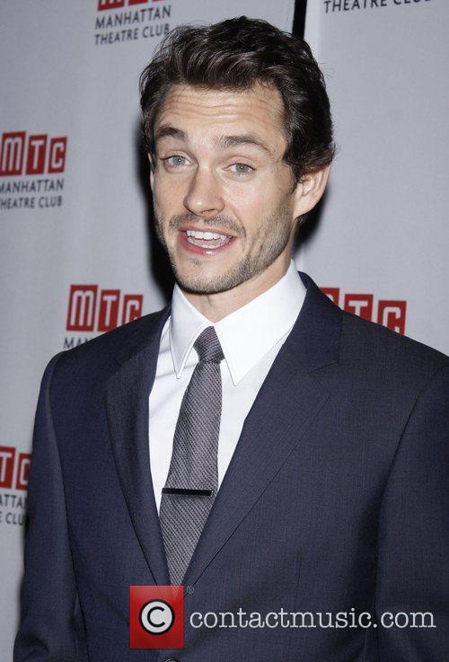 Hugh Dancy  Opening night after party for...