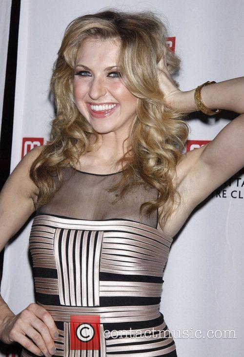 Nina Arianda  Opening night after party for...