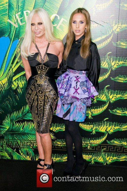 Donatella Versace and Nicki Minaj 6