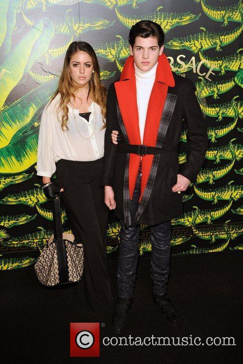 Guest, Peter Brant Jr. Versace for H&M Fashion...