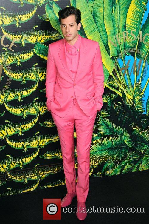 Mark Ronson Versace for H&M Fashion Show and...