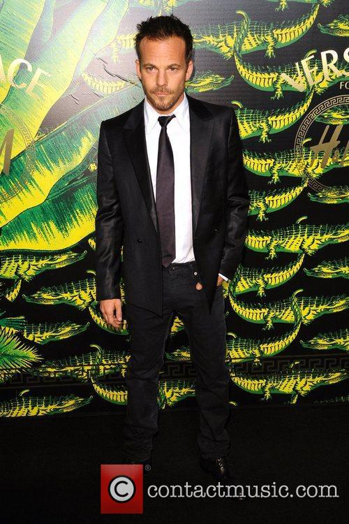 Stephen Dorff Versace for H&M Fashion Show and...