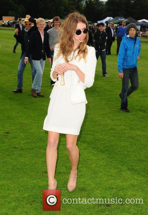 Jade Williams The Veuve Clicquot Gold cup final...