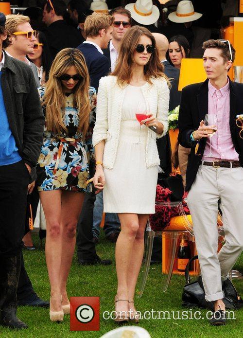 Jade Williams and Zara Martin The Veuve Clicquot...