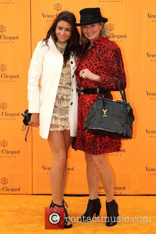 Anuschka Bahlsen and Bettina Bahlsen The Veuve Clicquot...