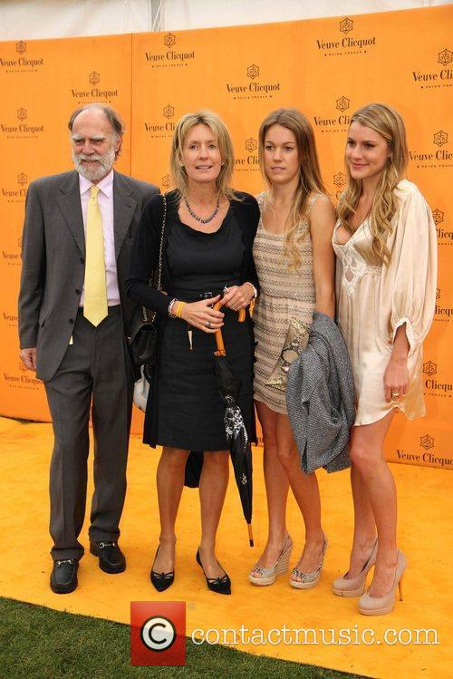 Lady Cowdray and Lord Cowdray The Veuve Clicquot...