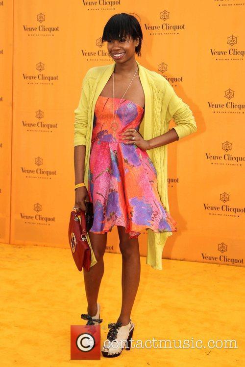 Tolula Adeyemi The Veuve Clicquot Gold Cup Final...