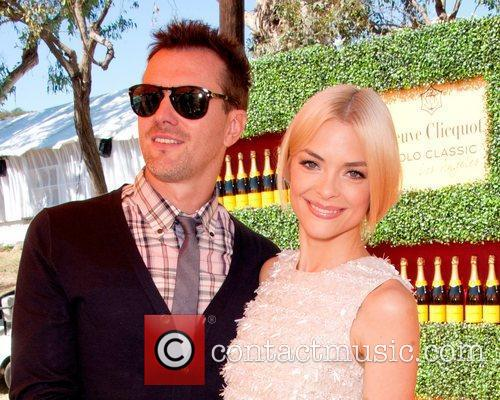 Kyle Newman and Jaime King The Veuve Clicquot...