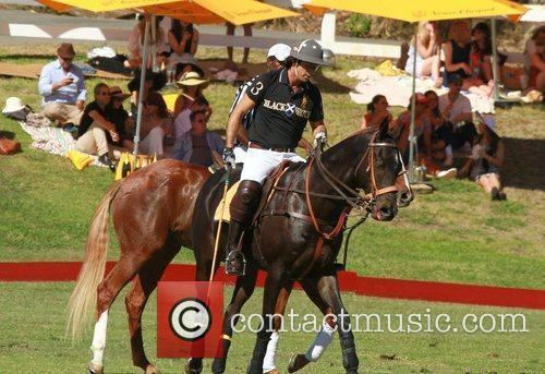 The Veuve Clicquot Polo Classic match at Will...