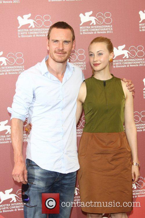 Michael Fassbender and Sarah Gadon 2