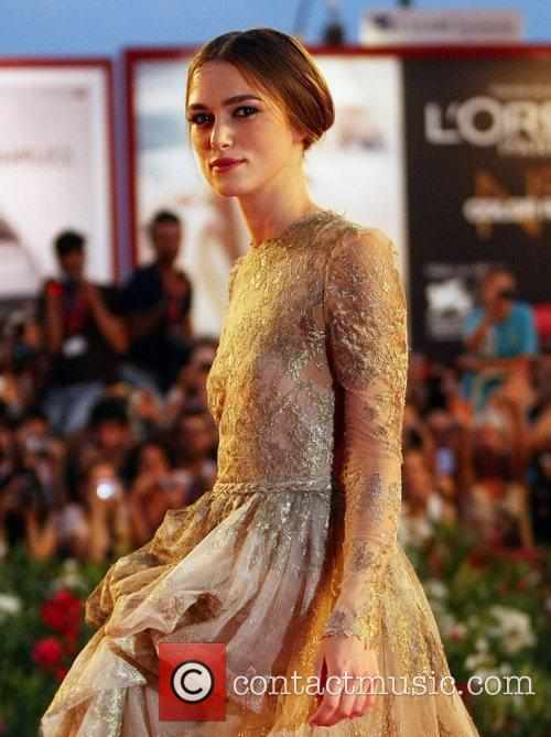 Keira Knightley, Venice Film Festival