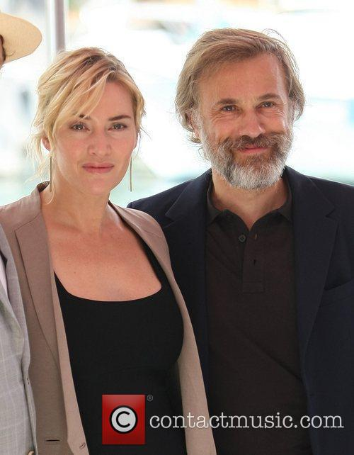 Kate Winslet and Christoph Waltz 6