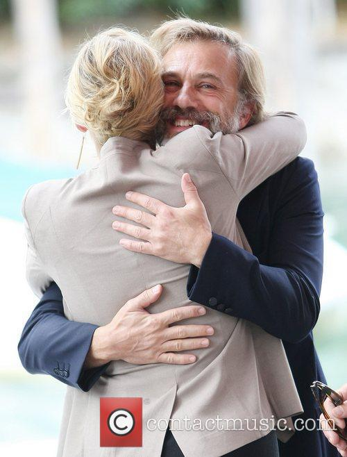 Kate Winslet and Christoph Waltz 7