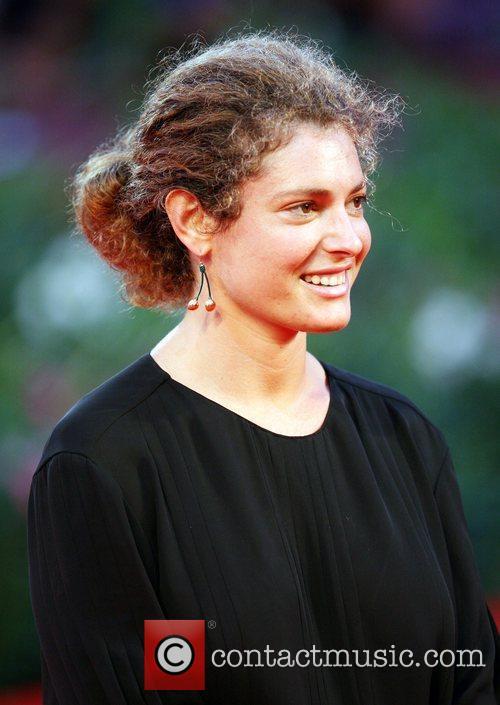 Ginevra Elkann The 68th Venice Film Festival -...