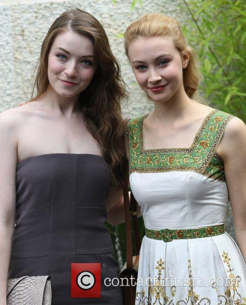 Sarah Bolger and Sarah Gadon 4