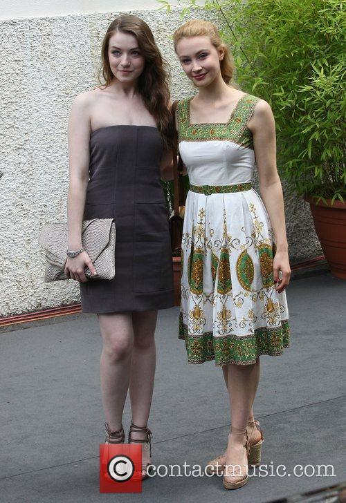 Sarah Bolger and Sarah Gadon 9