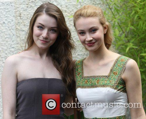 Sarah Bolger and Sarah Gadon 5