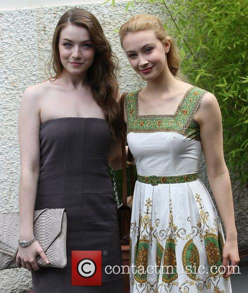 Sarah Bolger and Sarah Gadon 10