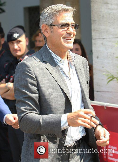 George Clooney 68th annual Venice Film Festival -...