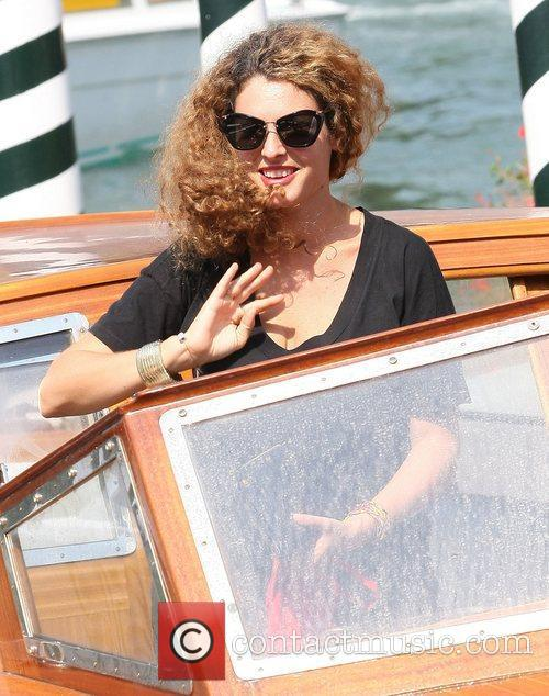 Ginevra Elkann The 68th Venice Film Festival -...