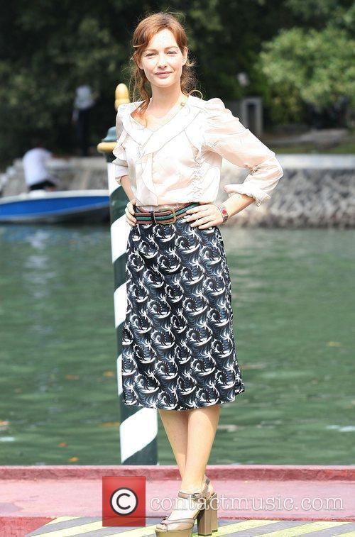 Cristiana Capotondi The 68th Venice Film Festival -...