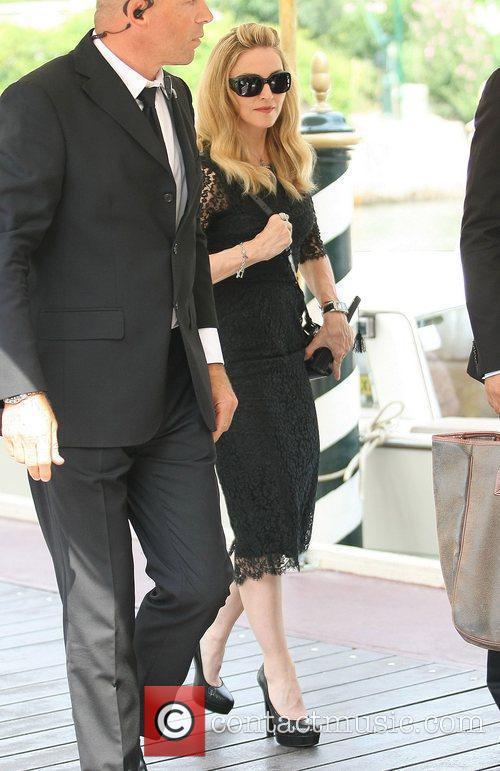 Madonna The 68th Venice Film Festival - Day...