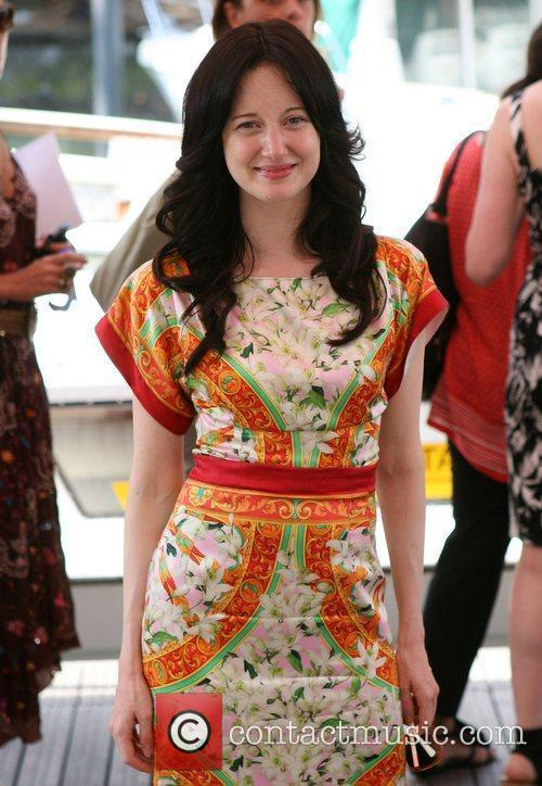 Andrea Riseborough The 68th Venice Film Festival -...